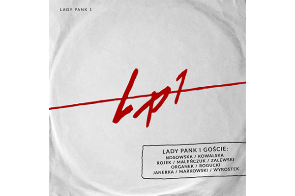 Lady Pank – LP1 [RECENZJA]