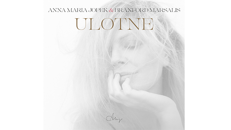 Anna Maria Jopek & Branford Marsalis – Ulotne [RECENZJA]