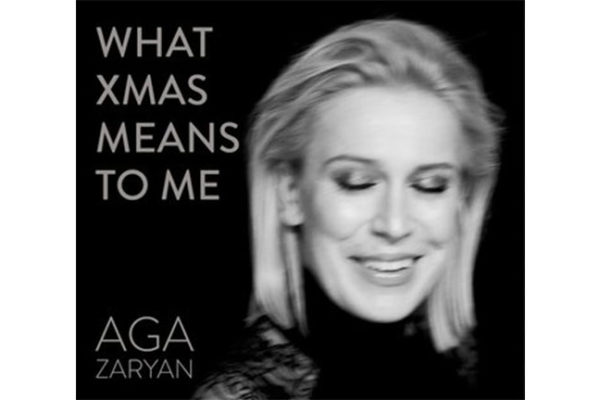 Aga Zaryan – What Xmas means to me [RECENZJA]