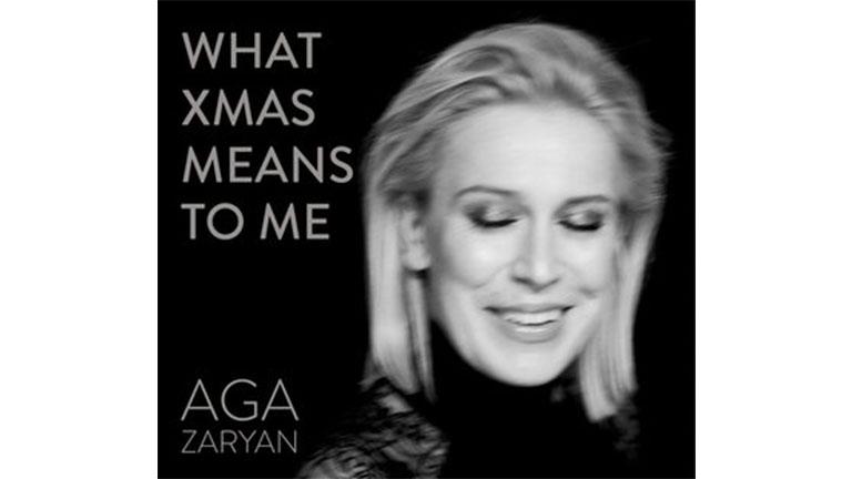 Aga Zaryan – What Xmas means to me [RECENZJA]
