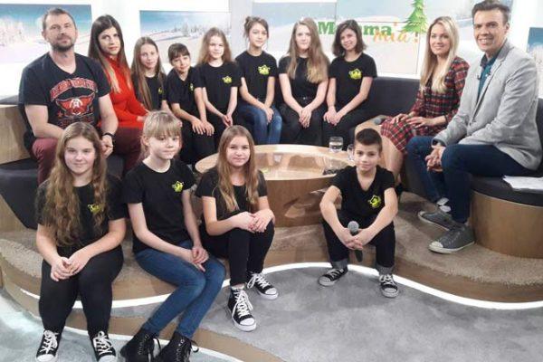 Nowa płyta zespołu Czarodzieje z Kaszub – muzyka rockowa w wykonaniu dzieci!