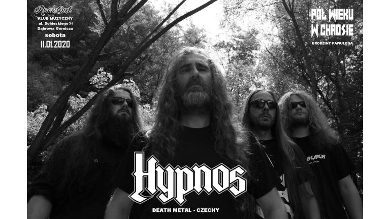 Death metalowa wisienka na urodzinowym torcie