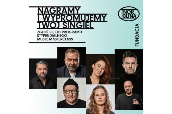 Młodzi muzycy spotkają się z Mistrzami – rusza program Music Masterclass