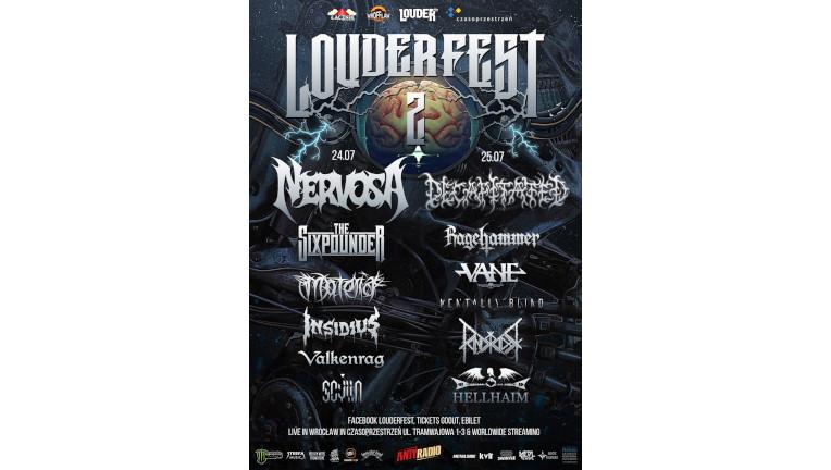 LOUDER FEST – Hybrid Metal Music Festival